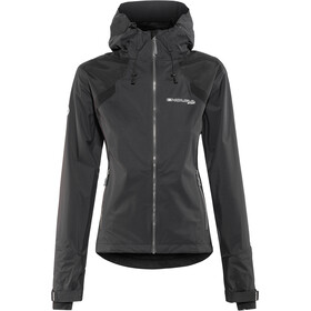 Endura MT500 II Chaqueta Impremeable Mujer, black
